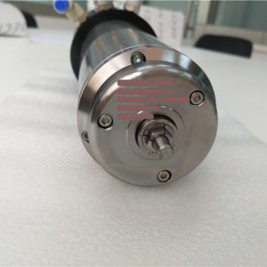 62mm 60000RMP 1.5kw 1.8kw water cooling ATC spindle motor long nose