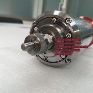 62mm 60000RMP 1.5kw 1.8kw water cooling  ER11 spindle motor
